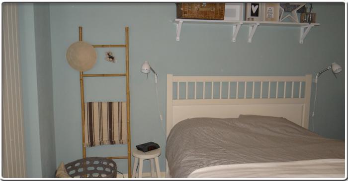 slaapkamer kleedje
