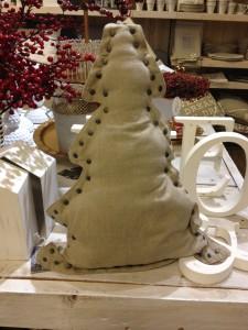 stoffen kerstboom