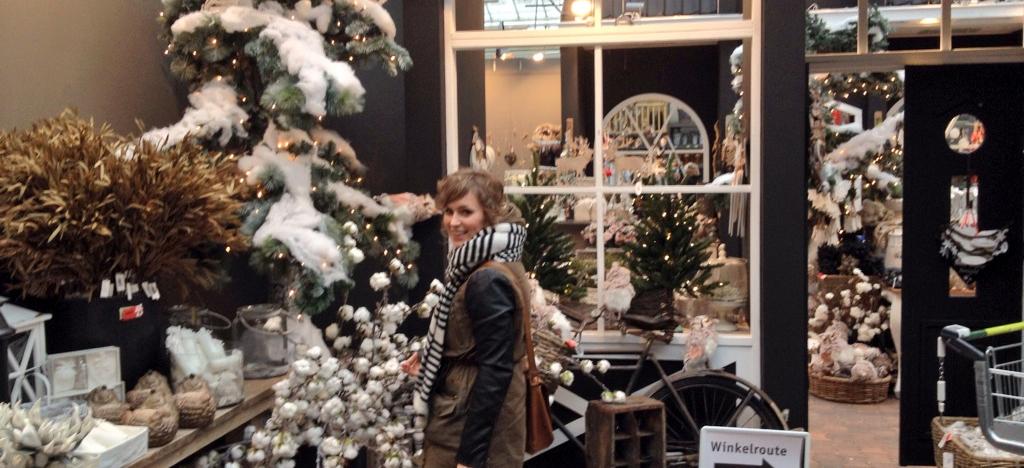 Kerst Intratuin Sfeer Proeven En Shoppen