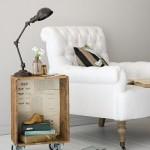 Aardappelkisten omtoveren tot meubelstukken