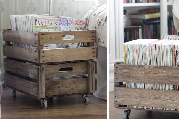 Onwijs Aardappelkisten omtoveren tot meubelstukken - LiveLoveHome XE-78