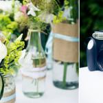 #DIY Bruiloft: Maak je eigen vaasjes
