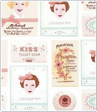 My sweet soap behang