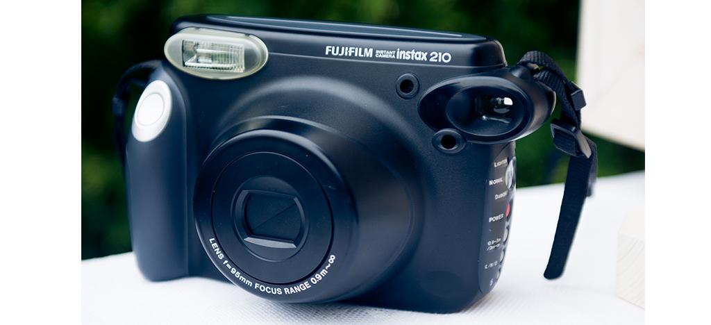 polaroid fotocamera