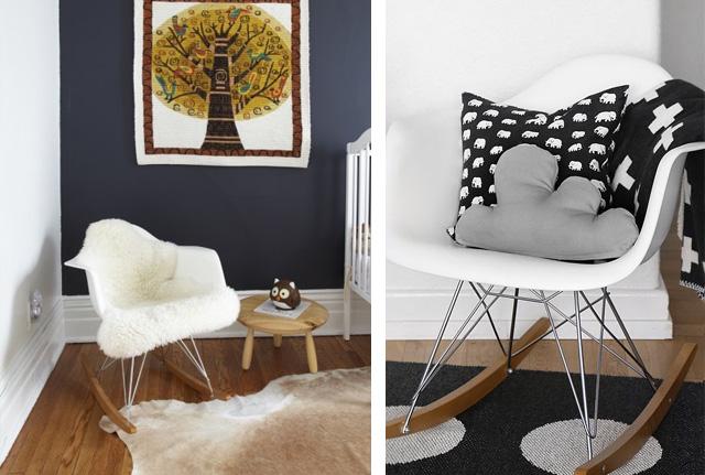 Stoel Voor Op Slaapkamer : Shopped online: Charles RAR schommelstoel ...