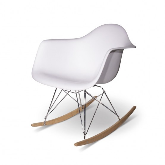 schommelstoel babykamer wit ~ lactate for ., Deco ideeën