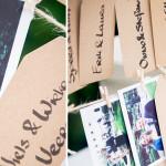 #DIY trouwdag: maak je eigen fotohoek en receptieboek