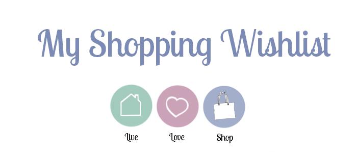 shop wishlist april