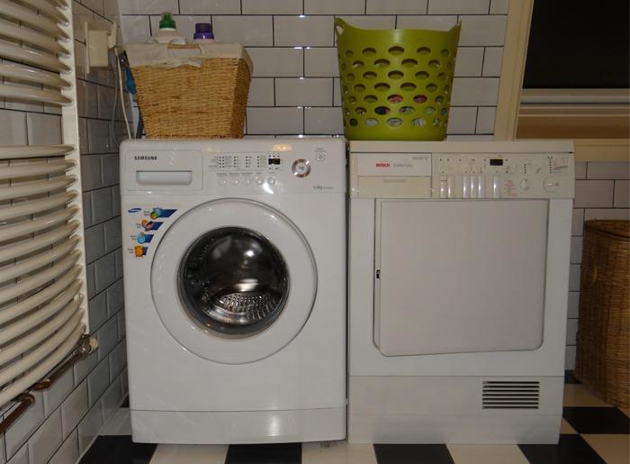 wasmachine oude