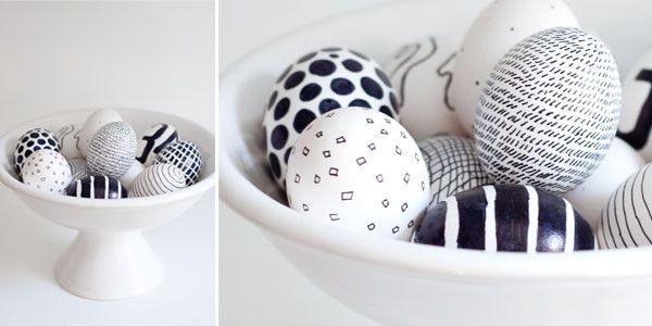 eieren versieren