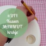 DIY: kussens MAMMUT krukje IKEA