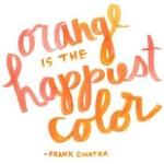 Koningsdag kleur inspiratie: Oranje!