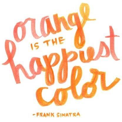 spreuk oranje