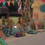 Rondsnuffelen op de Hip en Handgemaaktmarkt