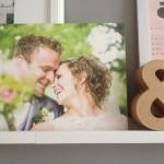 Tip: Foto afdrukken op hout.