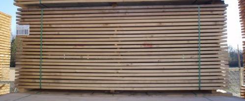 steigerhout buiten