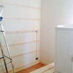 DIY: Steigerhoutenwand