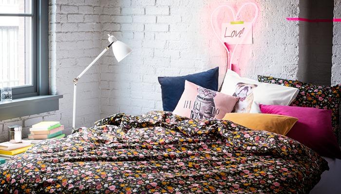 pretty in punk slaapkamer