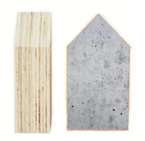 beton huisje