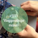 DIY: Vlaggenlijn maken