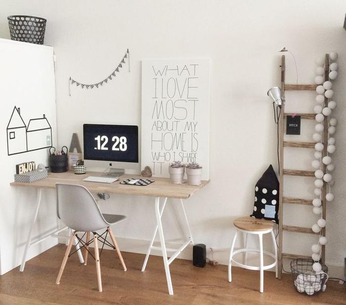 Inspiratie zwart wit in je interieur livelovehome - Jarige jongenskamer ...