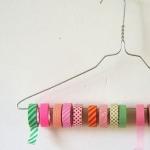 DIY met kleerhangers