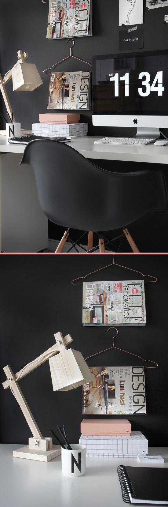 tijdschriften hanger