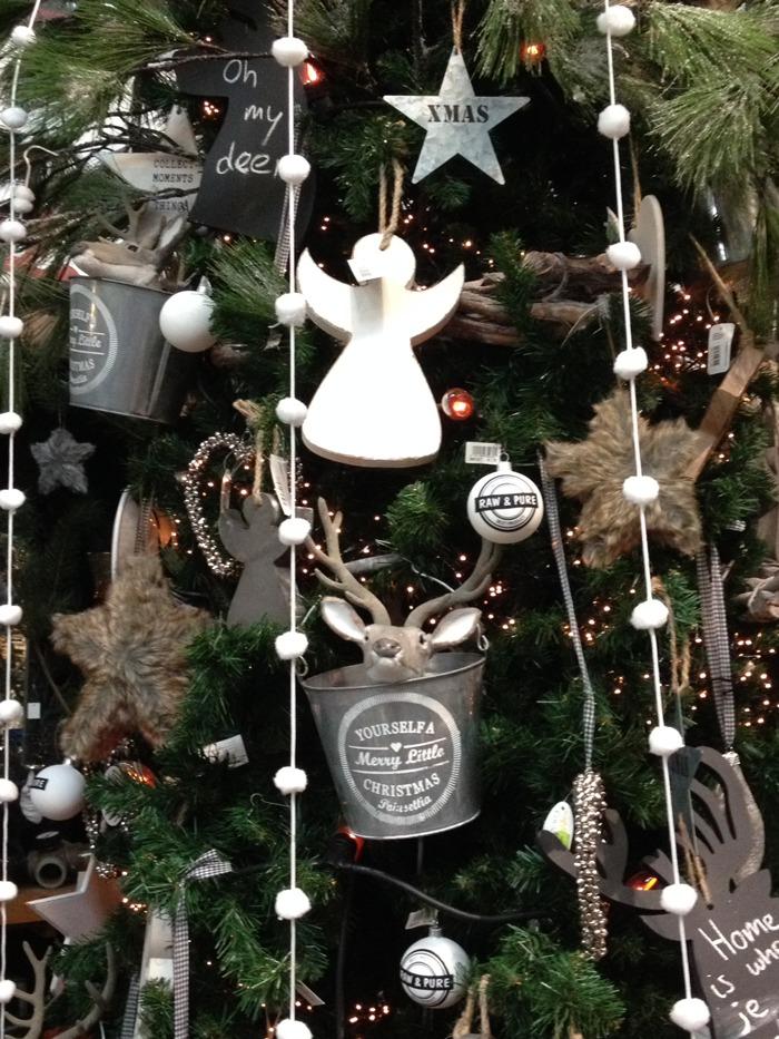 engel kerstboom intratuin