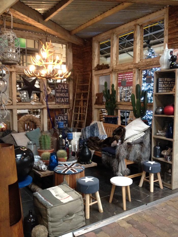 houten inrichting kamer