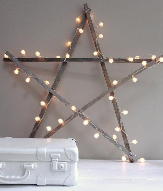DIY kerstmis: Sterretje, engeltje en stallen
