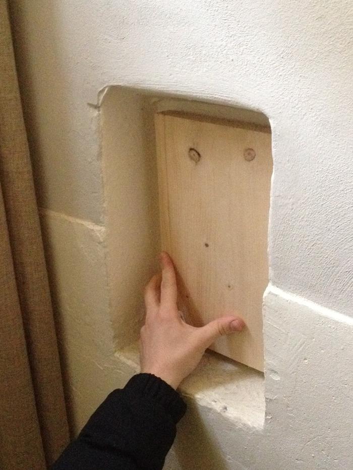steigerhout sleutelkastje maken