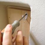 15 Minuten DIY: Sleutelkastje van steigerhout