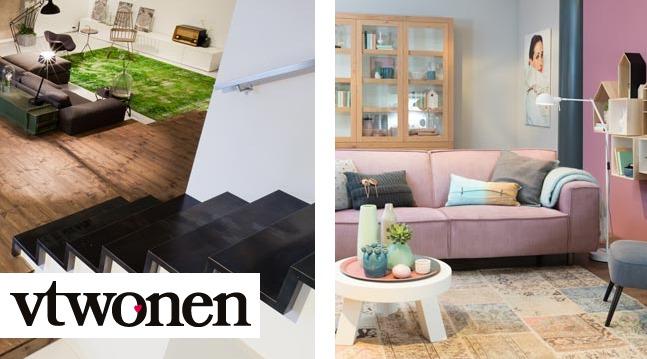 Inspiratie Een Naturel Woonkamer: Slaapkamer inrichten vt wonen ...