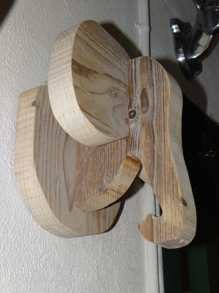 houten olifantje