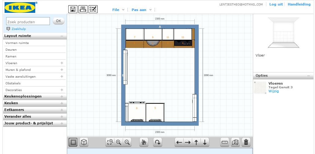 Keuken Wasbak Ikea : keuken ikea bovenaanzicht