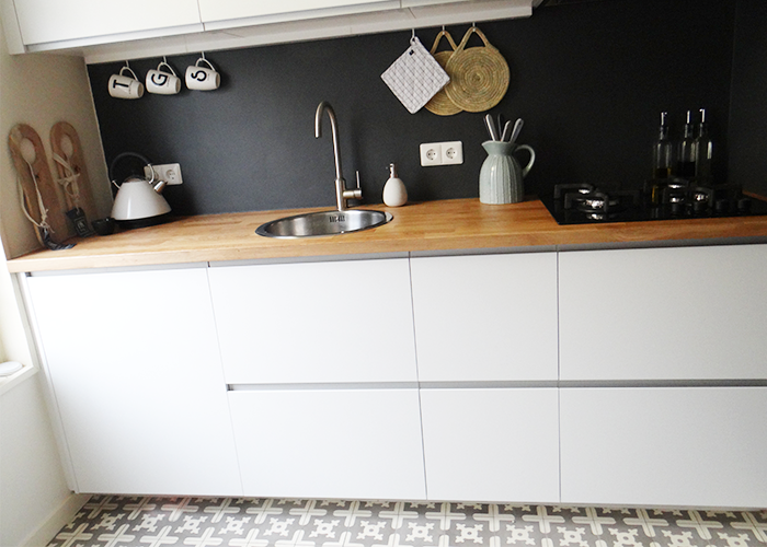 Top Onze Keuken Metamorfose (1) - LiveLoveHome ZA68