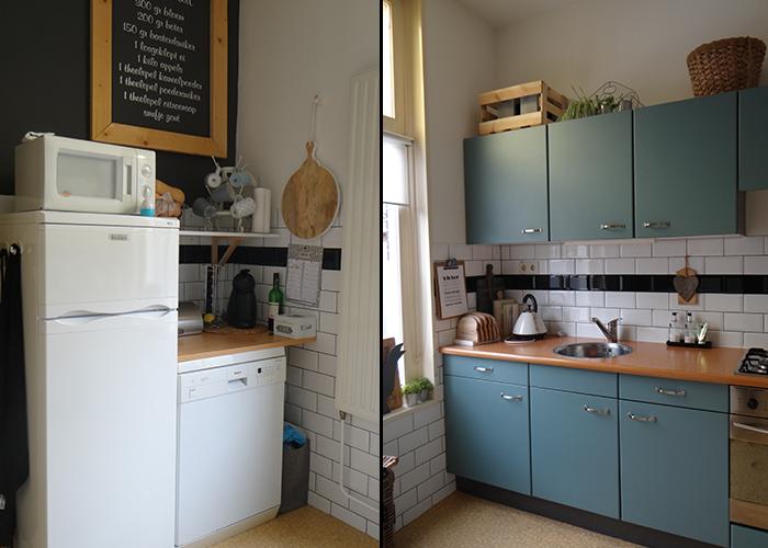 Onze keuken metamorfose 1 livelovehome for Zelf keuken tekenen