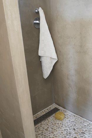 douche-en-handdoek