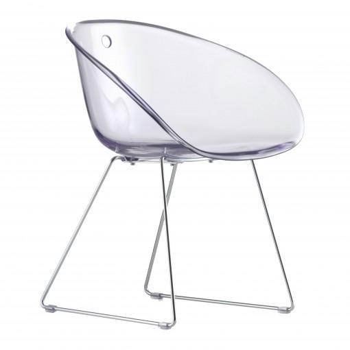 transparante stoel kuip