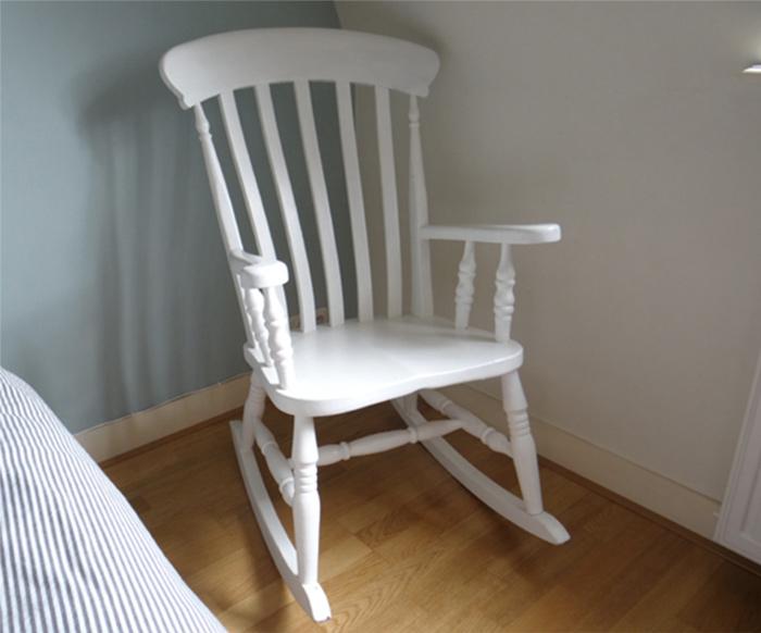 nieuwe stoel voor de slaapkamer livelovehome
