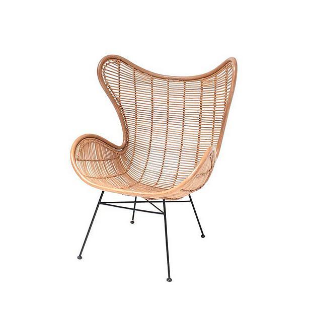HLLiving rotan egg chair