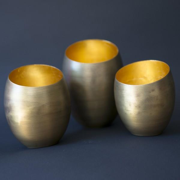 Fontana gold kandelaar
