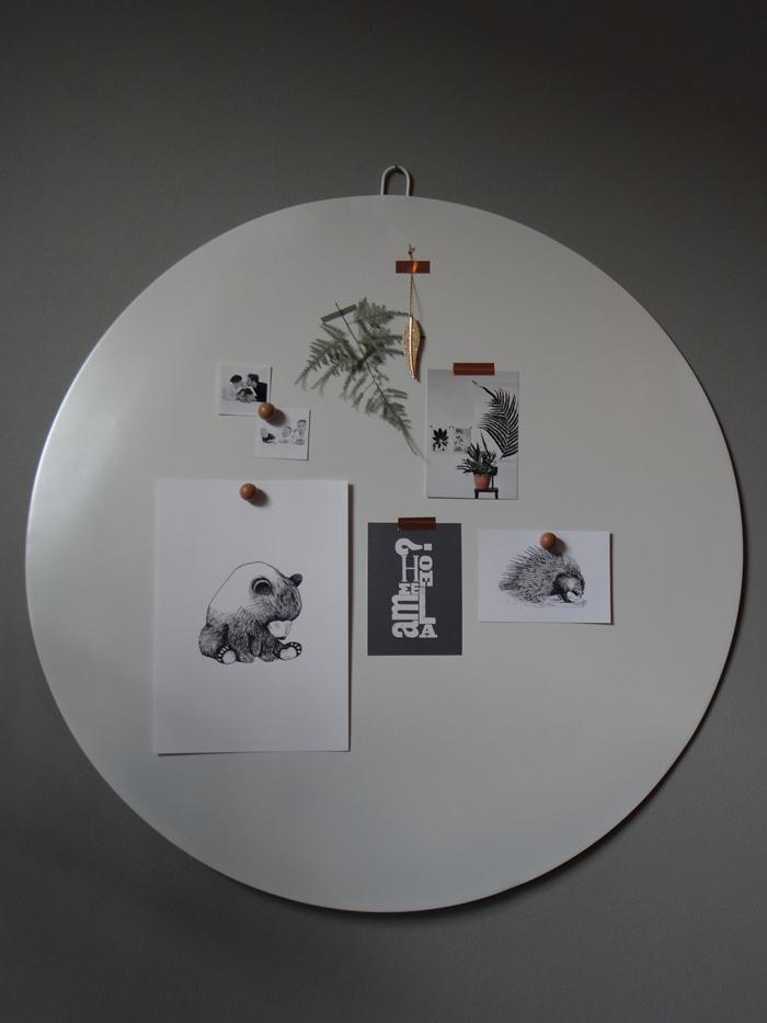 Magneetbord vt wonen livelovehome - Kleurkaart kleur interieur verf ...
