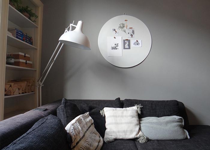 magneetbord vt wonen wit