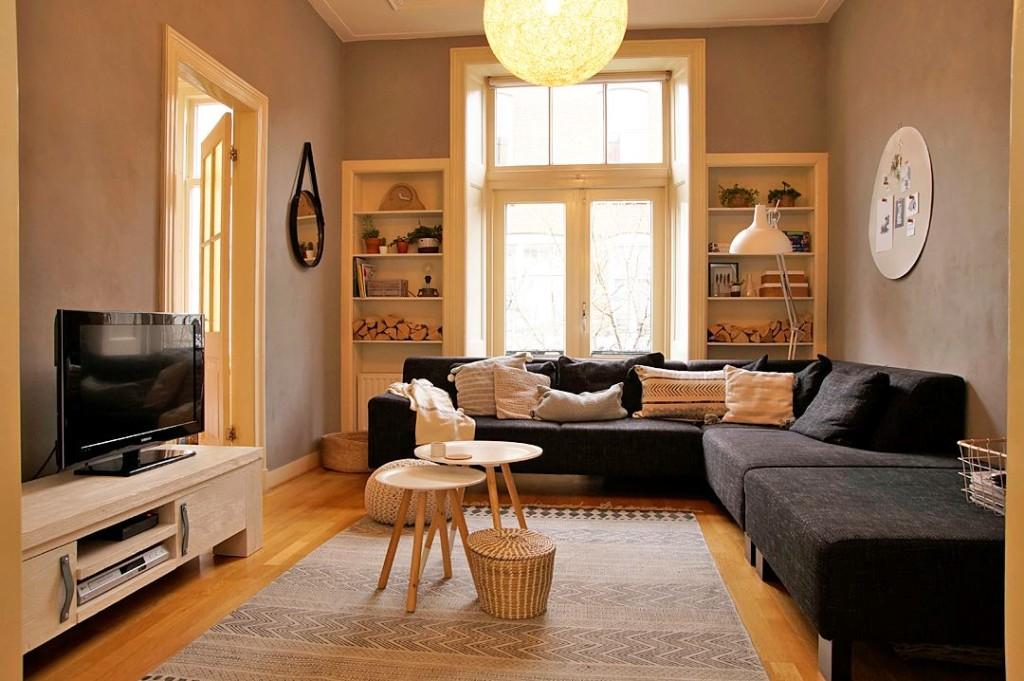 kleur woonkamer inspiratie