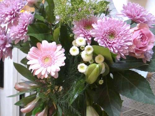 bloemen vaas greetz