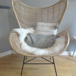Liefde op het eerste gezicht: Egg chair HK Living