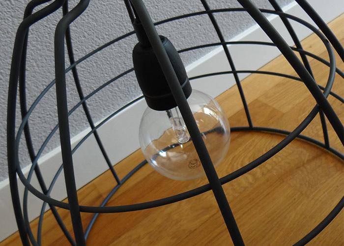 draadlamp met peertje
