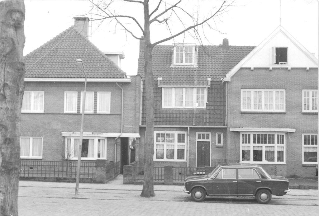 ons huis uit 1928