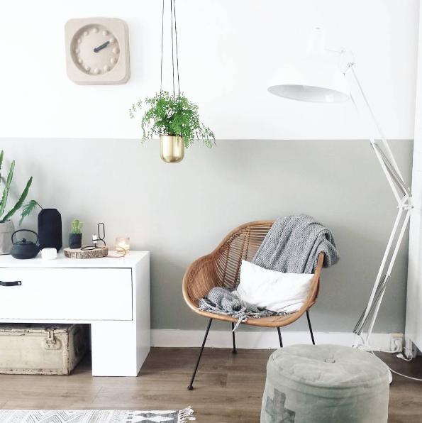 Woonkamer verf inspiratie inspiratie woonkamer kleuren woontrends interieur amp kleur - Volwassen slaapkamer idee ...